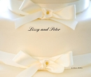 Lizzy and Peter - Wedding photo book