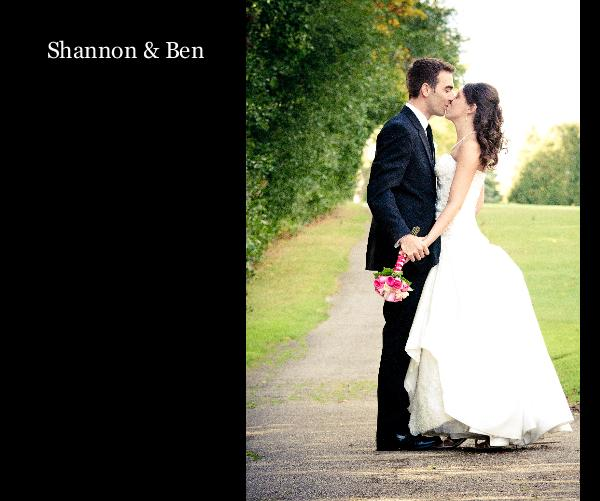 Click to preview Shannon & Ben photo book