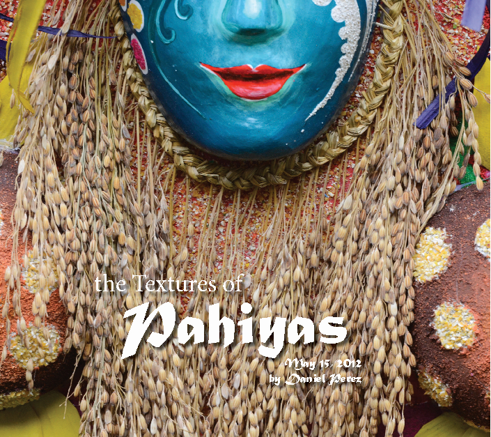 Click to preview the Textures of Pahiyas photo book