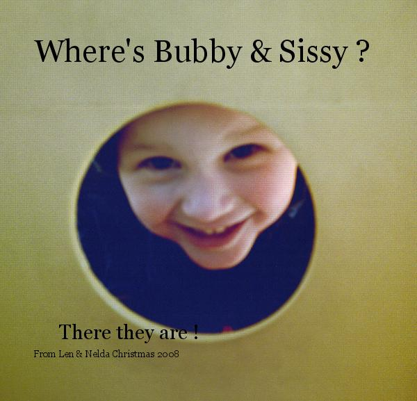 View Where's Bubby & Sissy ? by From Len & Nelda Christmas 2008