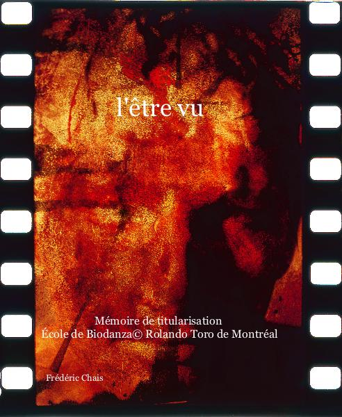 Click to zoom l'être vu photo book cover