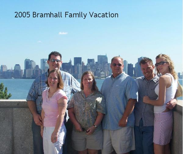 Click to preview 2005 Bramhall Family Vacation photo book