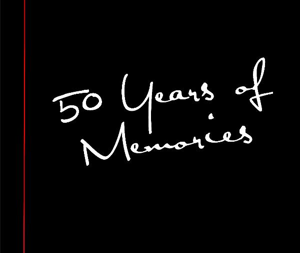 Click to preview 50 Years of Memories - Volume 1 photo book