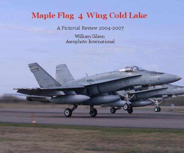 Maple Flag 4 Wing Cold Lake