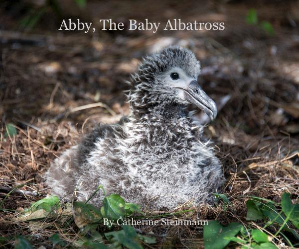 Click to preview Abby, The Baby Albatross photo book