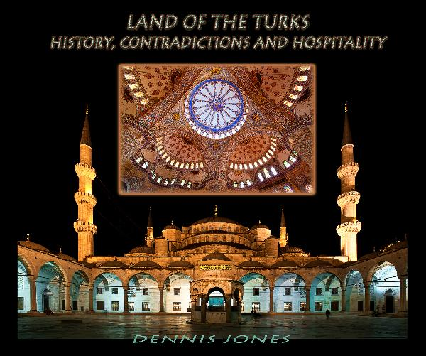 Click to preview Land of the Turks-10x8 Softcover photo book