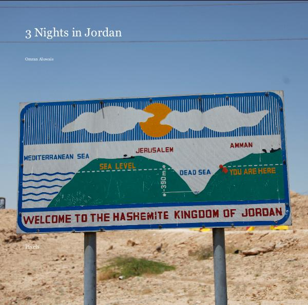 Click to preview 3 Nights in Jordan photo book