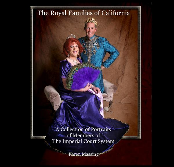 Click to preview The Royal Families of California photo book