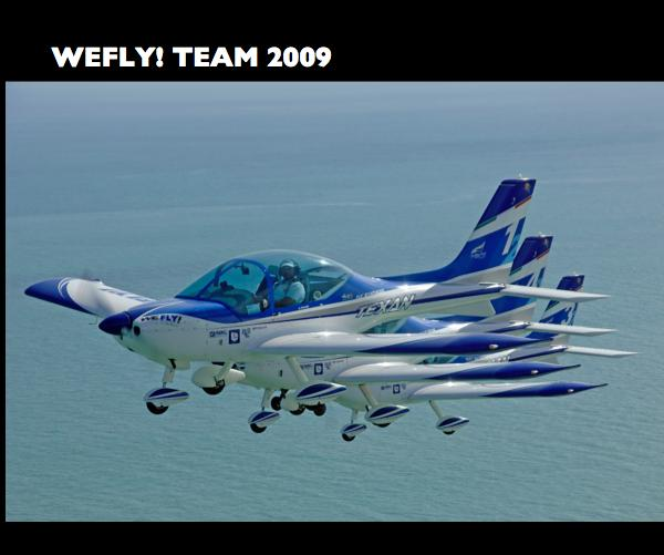 Click to preview WEFLY! TEAM 2009 photo book