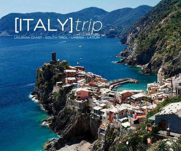Click to preview ITALY trip photo book