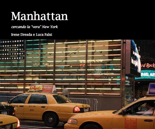 Click to preview Manhattan photo book
