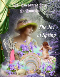 Click to preview The Enchanted Lair ~ La Guarida Magazine / Spring 2013 photo book