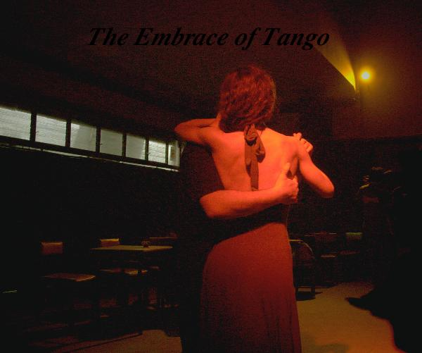 View The Embrace of Tango by Catherine Angel