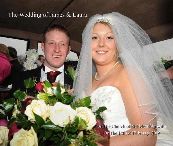 Ver The Wedding of James & Laura por Mike Cook