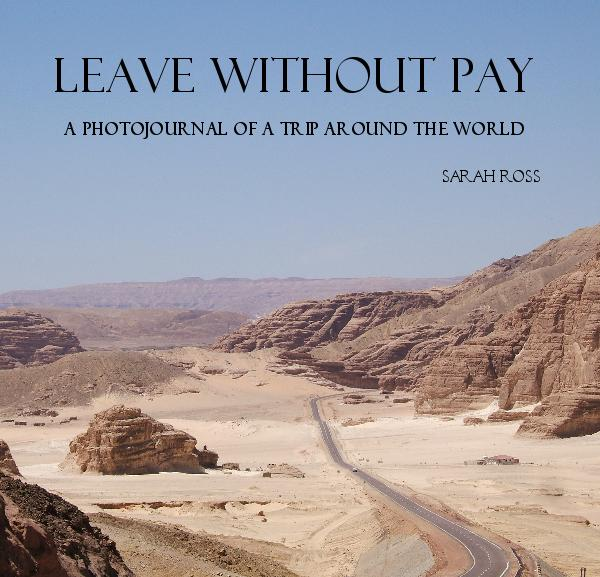 leave without pay by ross travel blurb books