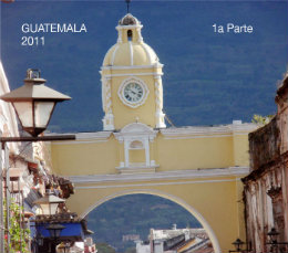 Click to preview GUATEMALA                                         1a Parte   2011 photo book