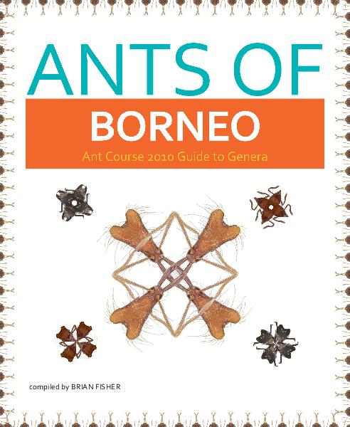 View The Ants of Borneo by Brian L. Fisher