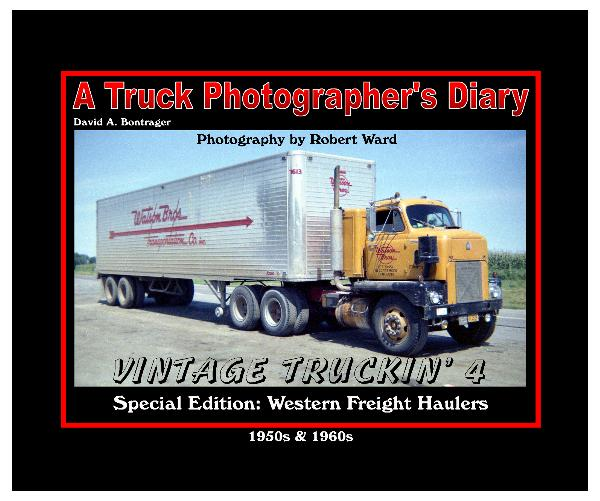 View Vintage Truckin' 4 - 1950s & 1960s by David A. Bontrager