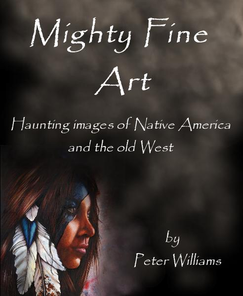 View Mighty Fine Art by Peter Williams