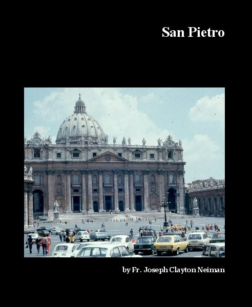 Click to preview San Pietro photo book