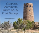 Canyons, Architects, Route 66, & Fred Harvey - Travel photo book