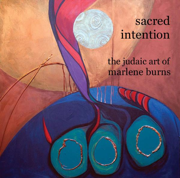 Sacred Intention (COFFEE TABLE ART BOOK) By Marlene Burns