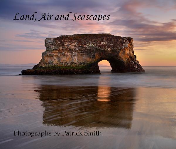 Haga clic para obtener una vista previa Land, Air and Seascapes libro de fotografías