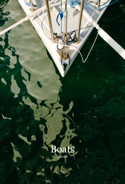 View Journal - Boats by Charlene Winfred