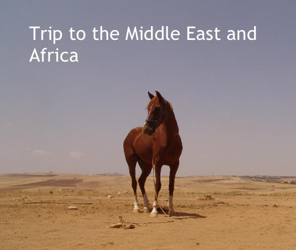 View Trip to the Middle East and Africa by CharlesFred