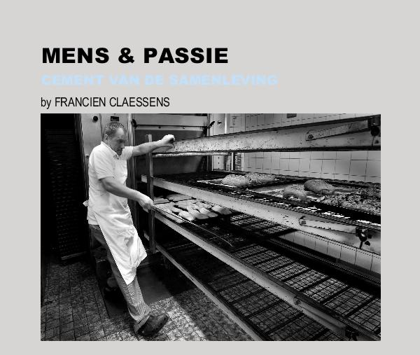 View MENS & PASSIE CEMENT VAN DE SAMENLEVING by FRANCIEN CLAESSENS