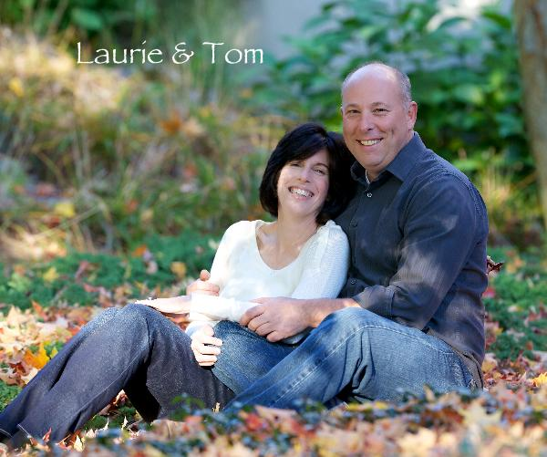 Click to preview Laurie & Tom photo book