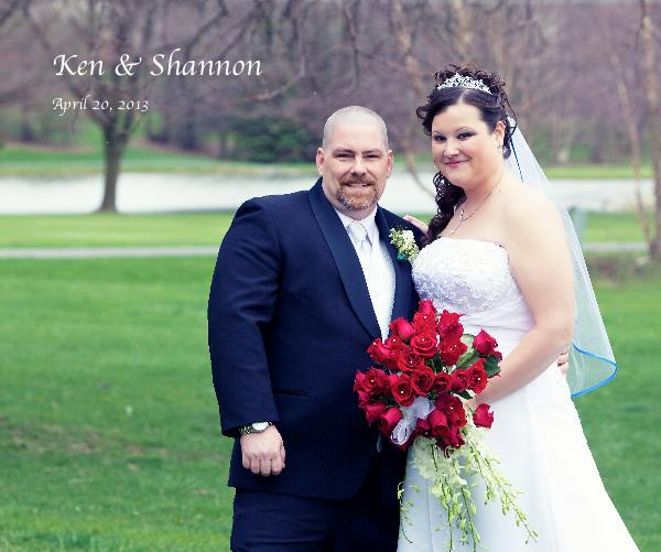 Click to preview Ken & Shannon photo book