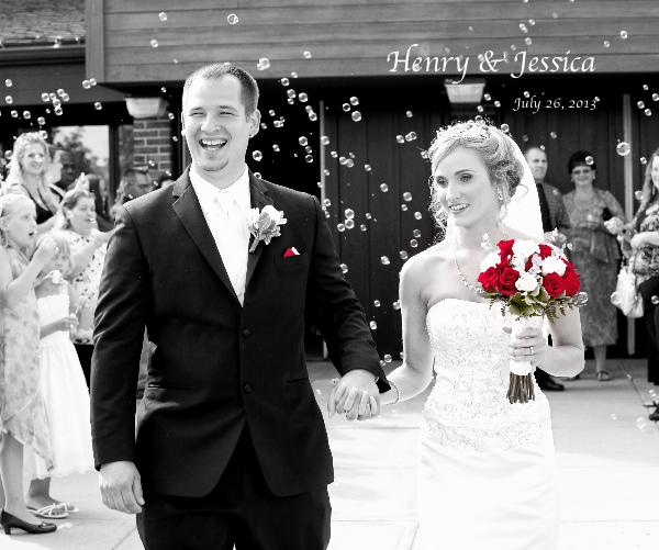 View Henry & Jessica by Edges Photography