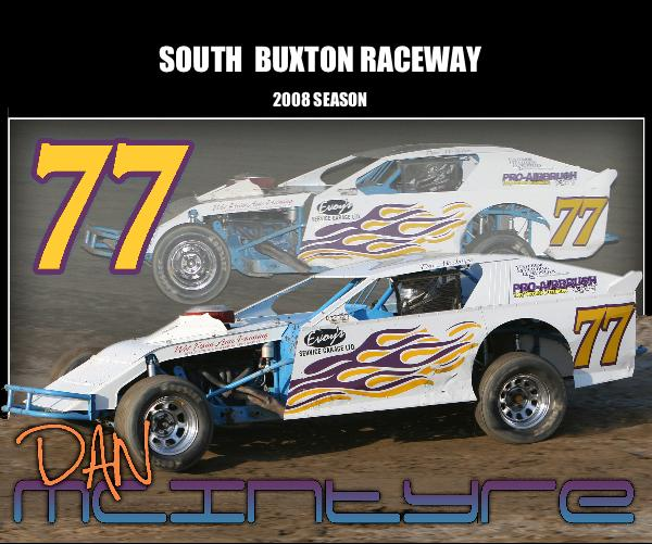 Click to preview SOUTH BUXTON RACEWAY photo book