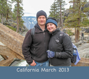 Rachel and Dave's California Trip 2013 v9 - Travel photo book