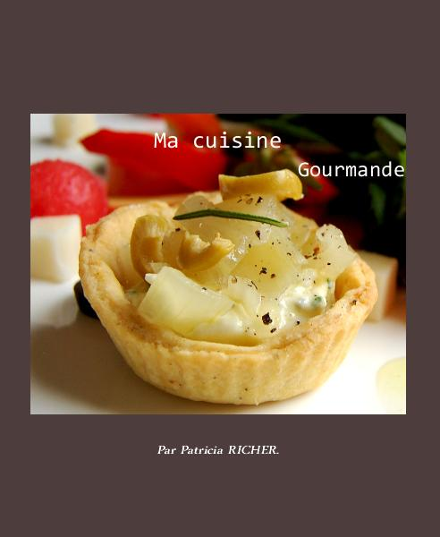 Ma cuisine gourmande par patricia richer by leresto for Cuisine gourmande