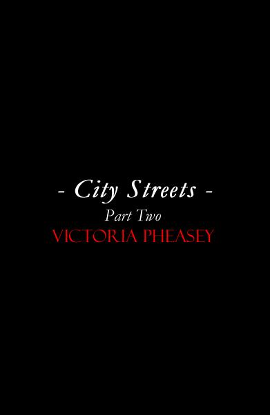 View City Streets - Part Two by Victoria Pheasey