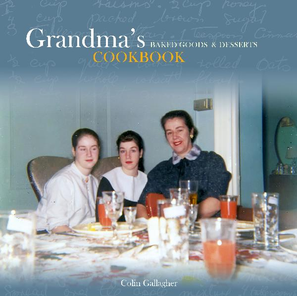 Ver Grandma's Cookbook por Colin Gallagher