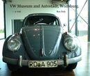VW Museum and Autostadt, Wolfsburg. - photo book