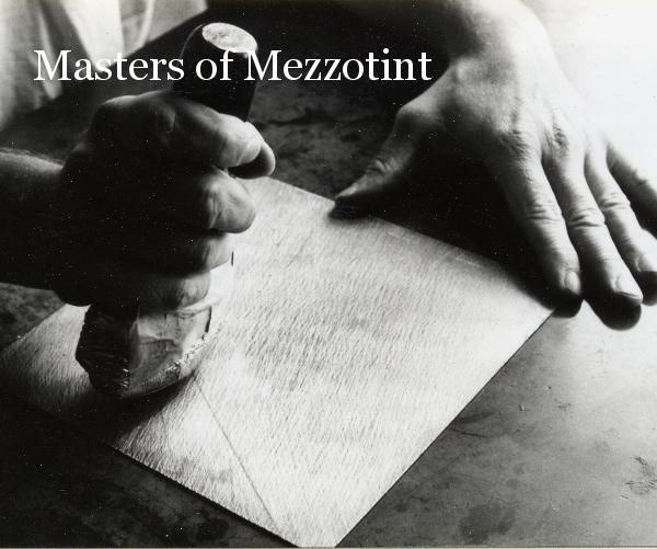 Click to preview Masters of Mezzotint photo book