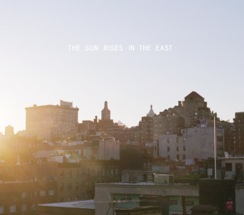 View The Sun Rises In The East by Ed Panar
