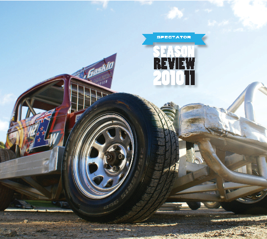 View 10/11 Speedway Season Review by Gregobro