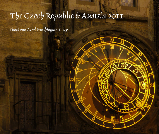 Click to preview The Czech Republic & Austria 2011 photo book