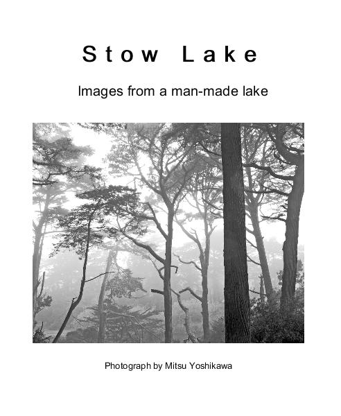 Click to preview Stow Lake photo book