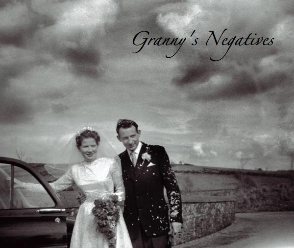 Click to preview Granny's Negatives photo book
