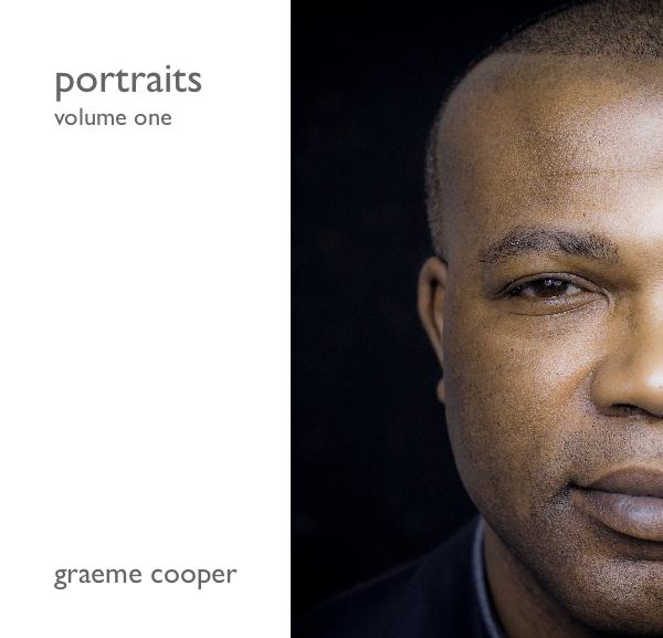 Click to preview portraits volume one photo book