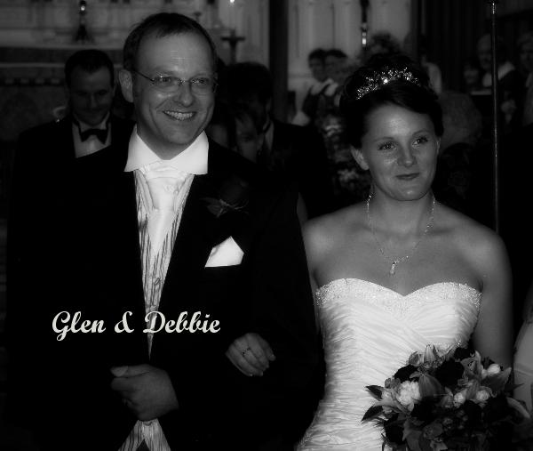 Click to preview Glen & Debbie photo book