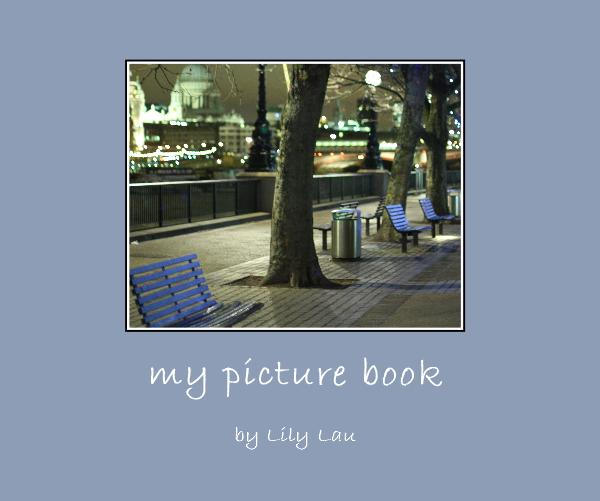 View my picture book by Lily Lau