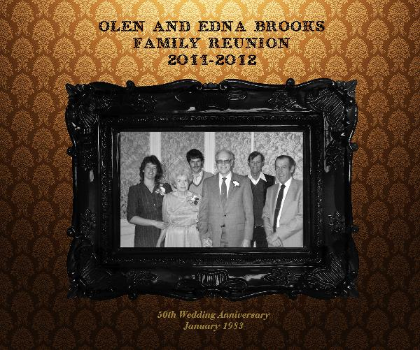 Click to preview Brooks family reunion 2011/2012 photo book