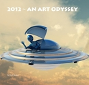 2012 ~ An Art Odyssey - Science Fiction & Fantasy photo book
